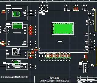 整流柜设计图免费下载 - 电气图纸 - 土木工程网