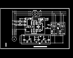 发电机励磁系统图免费下载v系统手网格图纸a1图片