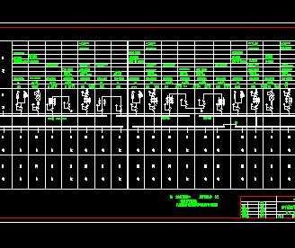 110kv户内变电站典型设计图