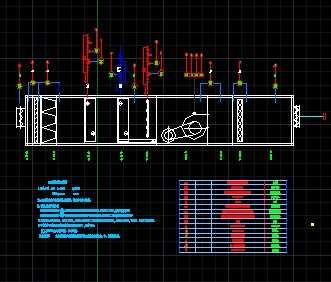 送風機組控制原理圖