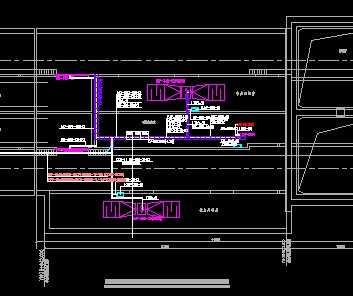 某地铁站低压配电系统施工图