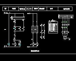电控电路图