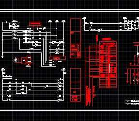 0KV厂用电压互感器接线图免费下载图片