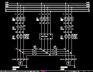 变频启动运行电动机二次线设计图免费下载室内设计保温材料论文图片