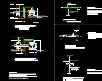 obo防雷器安装接线图