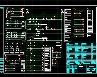 10kv高压柜二次接线图免费下载
