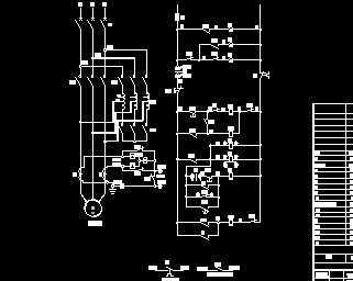 225kw自藕降压启动柜设计图免费下载 - 电气图纸