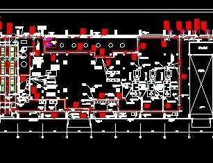 楼房电线图纸图片_楼房电线图纸图片下载图片