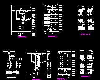 消防泵应急电源设计图