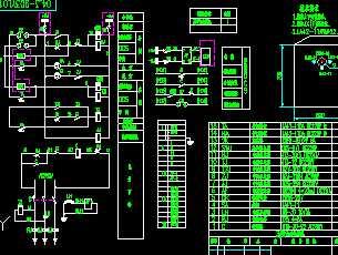 75t炉低压柜设计图免费下载配置电脑用设计2014图片