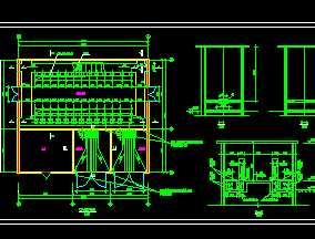 低压配电间(含变压器室)设计图免费下载平面类手机广告设计图片