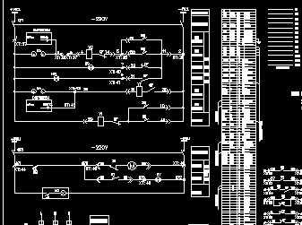 手车式电气原理图 2014-04-21