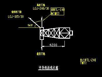 110kv线路工程设计图免费下载 - 电气图纸 - 土木工程