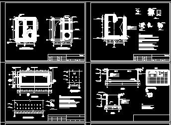 箱式变电站施工设计标准图图片