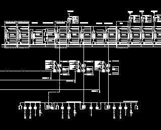 220kv变电站设计图