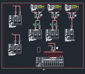配电箱接线图免费下载