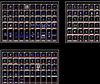 符号CAD电气免费下载如何将cad奥维导入图片