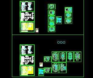 某别墅住宅电气施工图