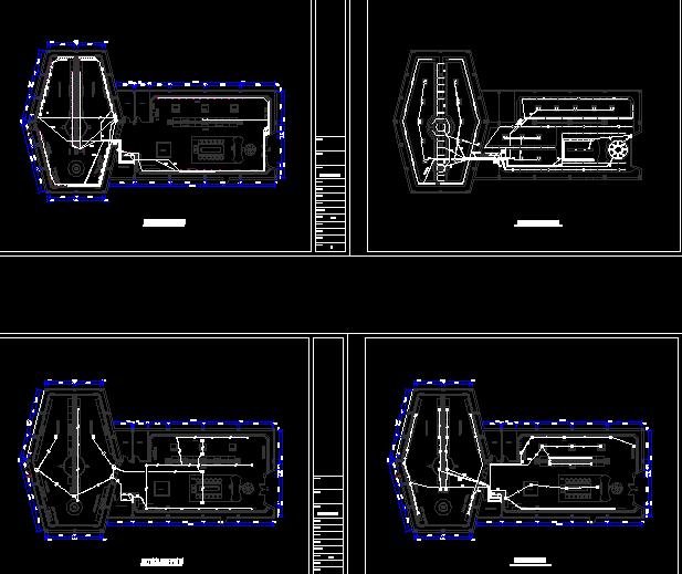 电气二次字体设计图免费下载-电气土木-图纸微信上的好看展厅设计图图片