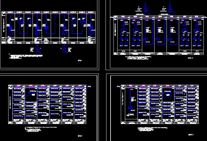 水电站电气主接线图免费下载