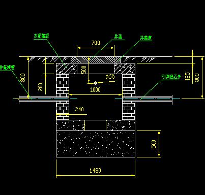 高压计量接线图