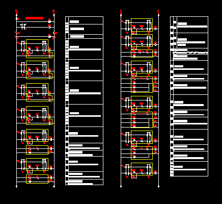 plc继电器-接触器控制系统电气控制原理图