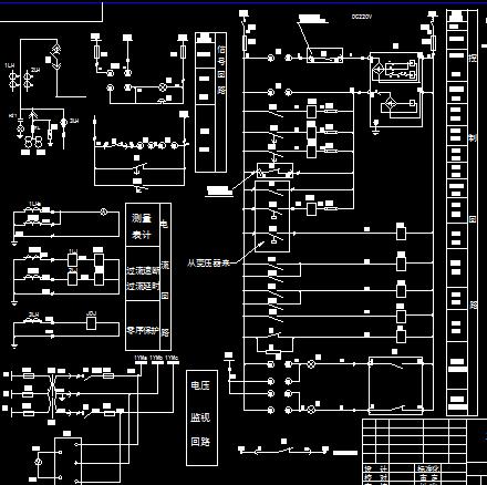 10KV变电所金属管图纸防爆电气配线图免费下载rust系统安装图片