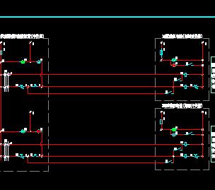景观照明配电箱控制接线原理图免费下载