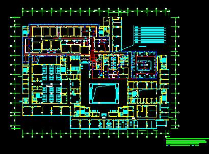 小型水电站电气厂用电接线图