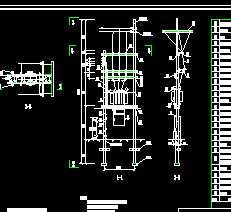 10kV电气变电所v电气图纸免费下载-图纸典型全套图纸包装机图片