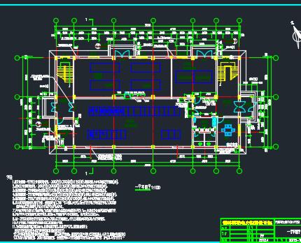 10kv变电站施工图纸