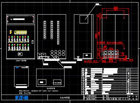 配电自动化终端系统图