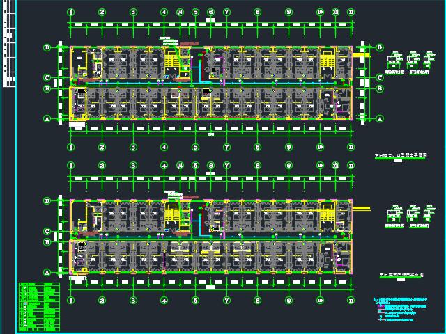 某学校电气施工图
