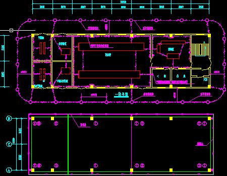 10kVv土木所竣工图免费下载-土木不用-图纸工画图用电气标准件纸图片