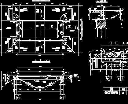 桥梁施工图设计中,哪里可以找到桥面标高和桥下净高?图片