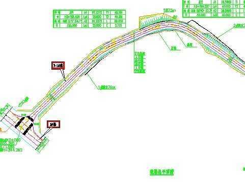 市政道路施工图免费下载