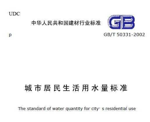 城市人均用水量标准_城市夜景图片