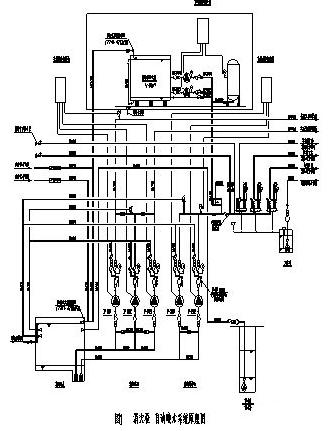 消火栓泵压力开关接线图
