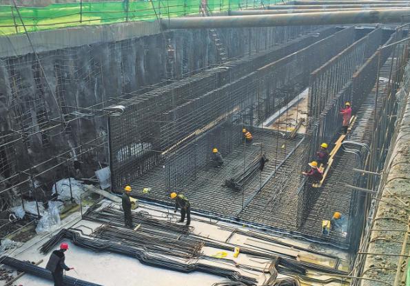 市政道路工程综合管廊试验段施工专项方案