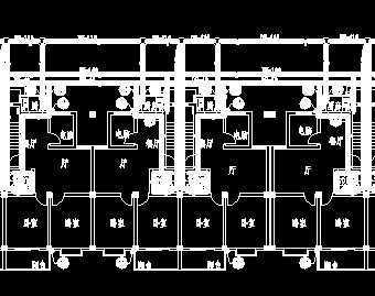 某八层建筑给排水工程毕业设计说明书及图纸