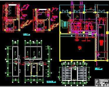 某八层办公建筑给排水毕业设计说明书及图纸