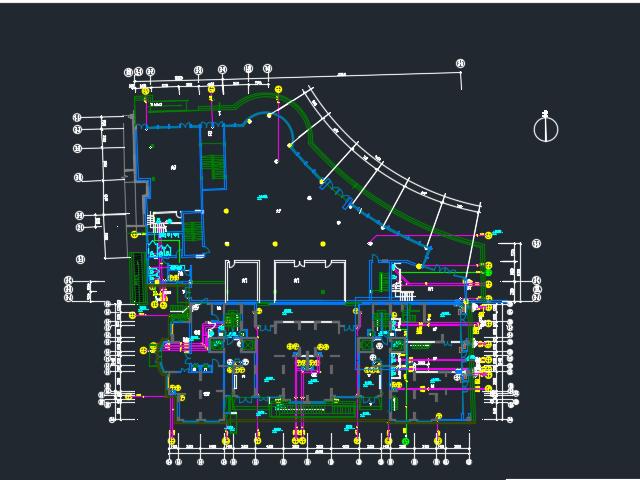 十五层商住楼建筑给排水毕业设计