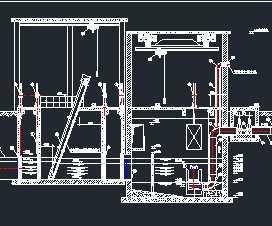 给水泵站设计_某泵房给排水工程设计图免费下载 - 独立泵房及机房图 - 土木工程网