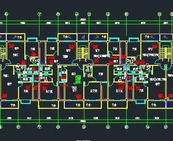 某五层住宅楼给排水系统设计图免费下载