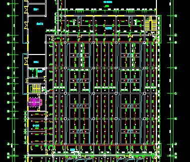 厂房给排水,消防全套设计图