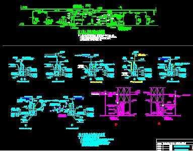某住宅楼及地下室给水排水工程设计图
