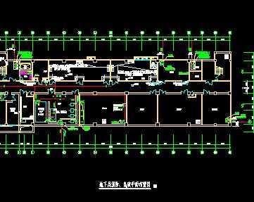 某医院高层门诊楼及排水系统施工图