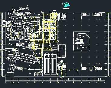 某五星酒店给排水消防系统施工图