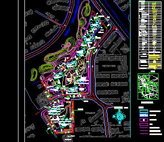 某高层住宅给排水设计图纸