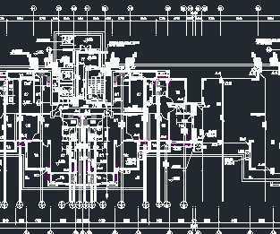 某小区住宅楼给排水系统施工图